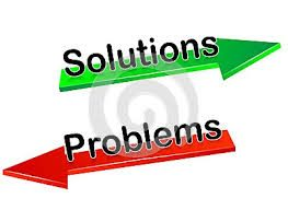 PROBLEMI ?  SOLUZIONI ….